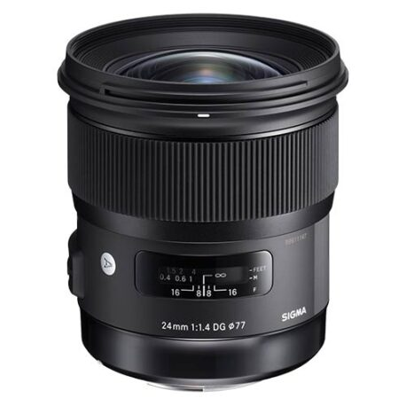 Sigma 24mm f1-4 Art