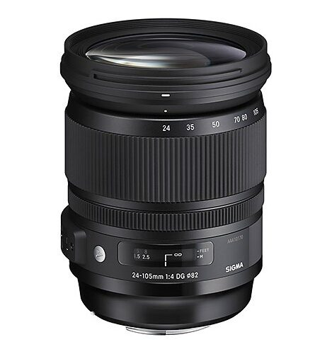 Sigma 24-105mm F4 DG OS HSM | Art