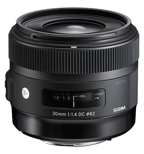 Sigma 30mm f1.4 DC Art