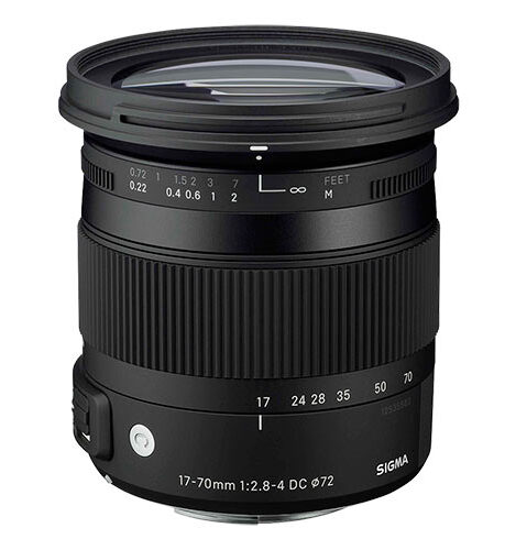 Sigma 17-70mm f2.8-4 DC HSM OS Contemporary