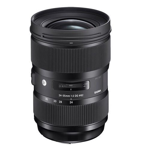 Sigma 24-35mm f2 Art
