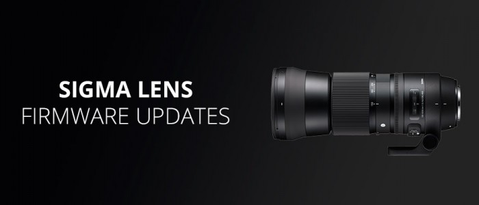 Sigma Firmware Updates -150-600mm